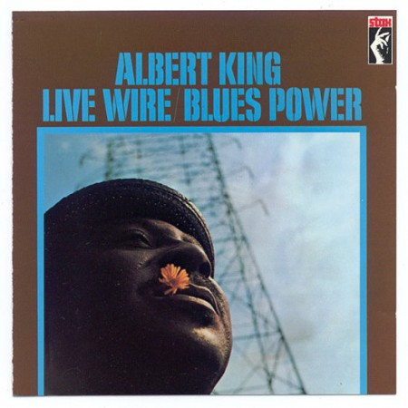Albert King - Live Wire / Blues Power Album