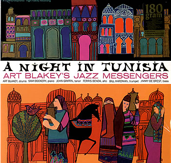 Art Blakey - A Night In Tunisia (sealed)