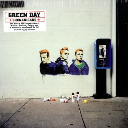 Green Day - Shenanigans Single