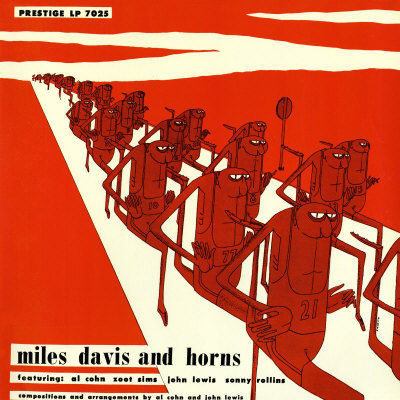 Miles Davis - Miles Davis And Horns LP