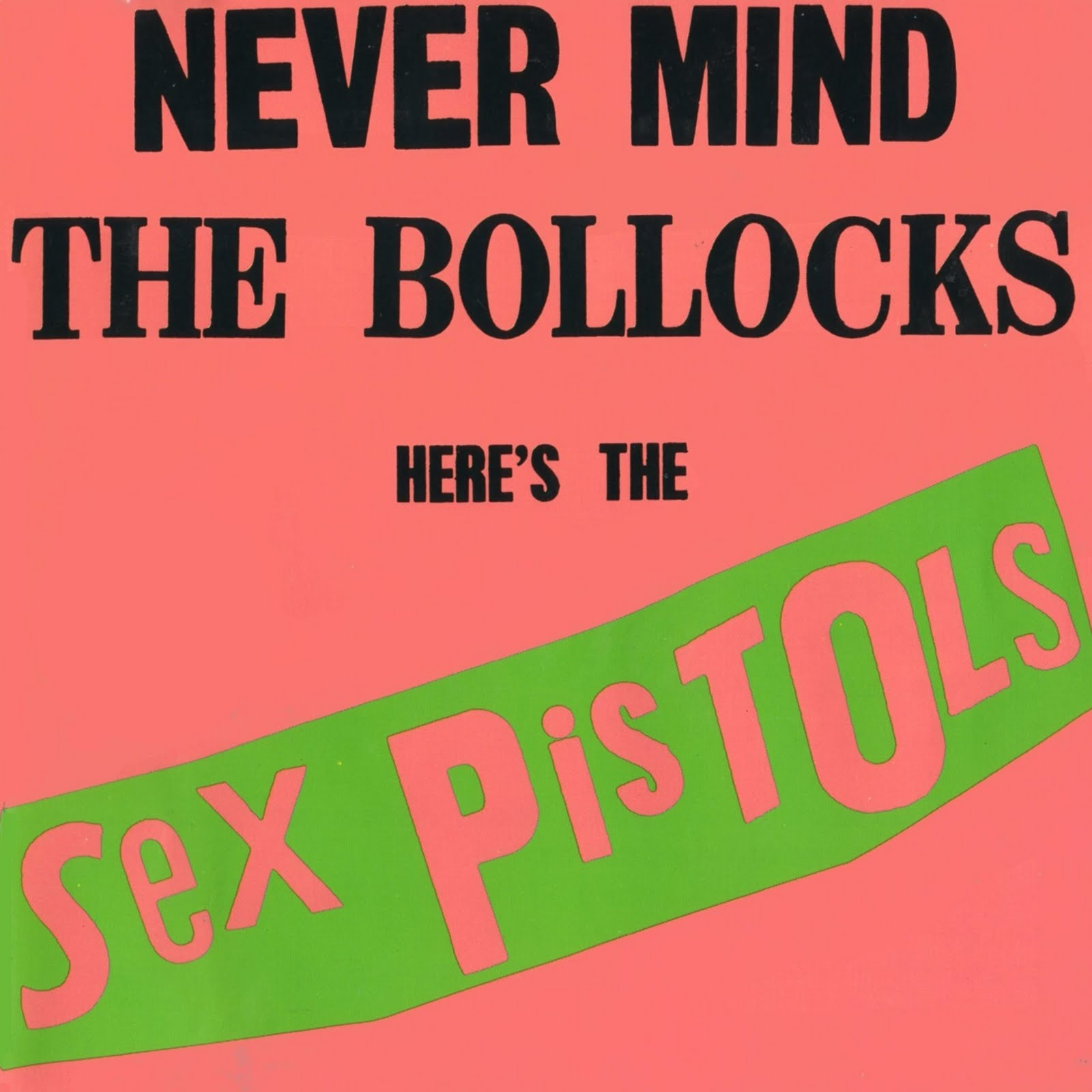 Sex Pistols | Never Mind The Bollocks 180 gr.