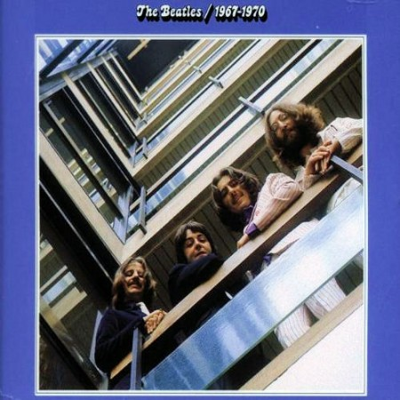 Beatles - 1967-1970 Blue Vinyl