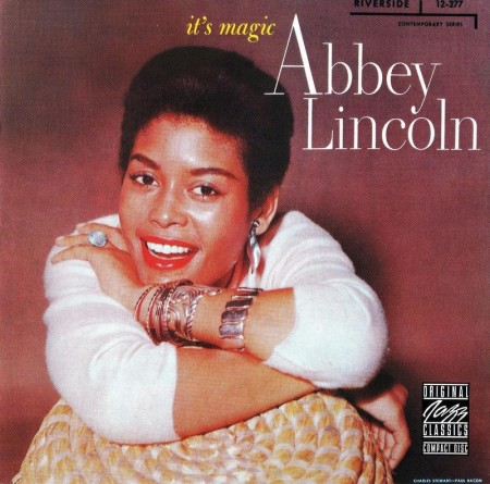 ABBEY LINCOLN - It's Magic - 33T