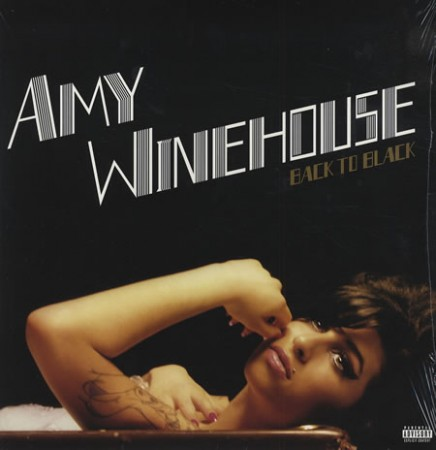 Amy Winehouse - Back To Black CD