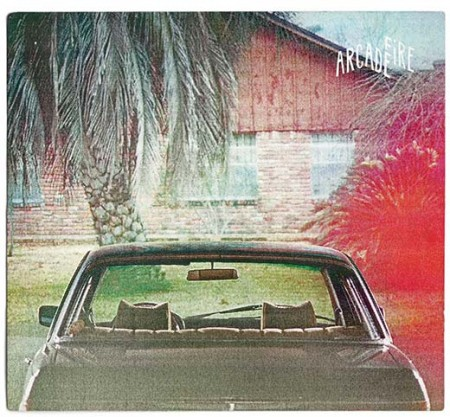 ARCADE FIRE - The Suburbs - 33T