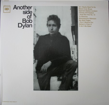 Bob Dylan - Another Side Of Bob Dylan Record