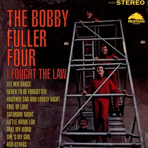Bobby Fuller Four I Fought The Law Records Lps Vinyl And
