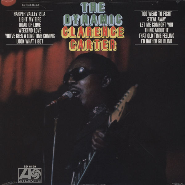 Clarence Carter | The Dynamic Clarence Carter