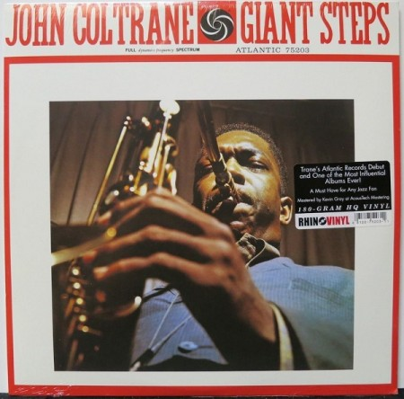 John Coltrane | Giant Steps (sealed) 180 gr.