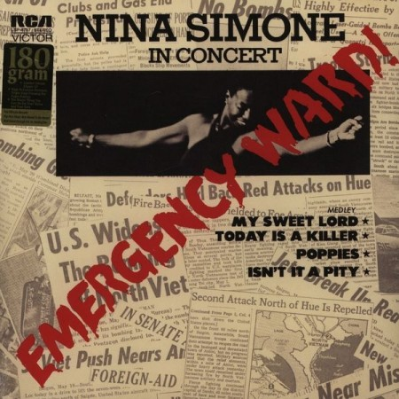 Nina Simone | In Concert – Emergency Ward ! 180 gr.