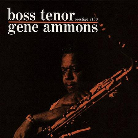 Gene Ammons - Boss Tenor LP