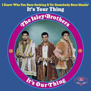 Isley Brothers | It's Our Thing (sealed)