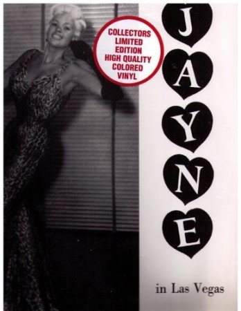 Jayne Mansfield | Jayne In Las Vegas Colored vinyl