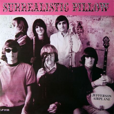 Jefferson Airplane - Surrealistic Pillow (mono)