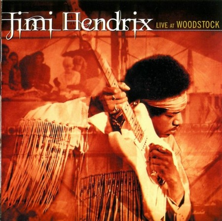 Jimi Hendrix - Live At Woodstock Single