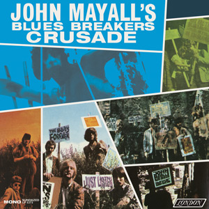 John Mayall's Blues Breakers - Crusade Single