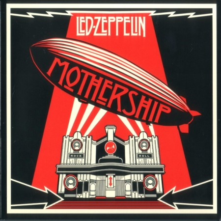 Led Zeppelin - Mothership Record