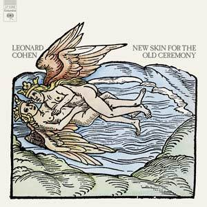 Leonard Cohen - New Skin For The Old Ceremony Record