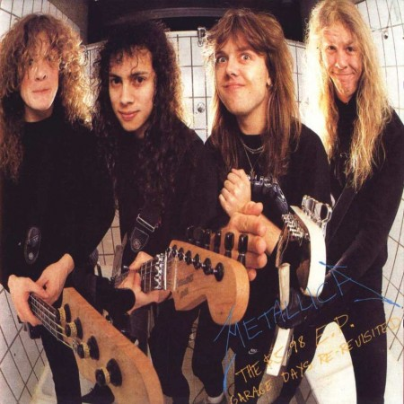 Metallica - Garage Days Re-revisited Record