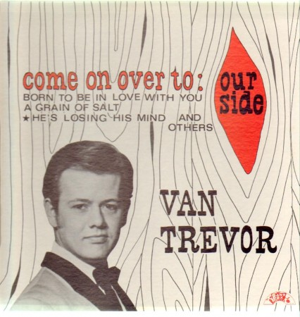 VAN TREVOR - Come On Over To Our Side - 33T