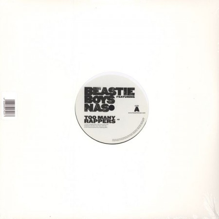 Beastie Boys | Too Many Rappers (3 Mixes)