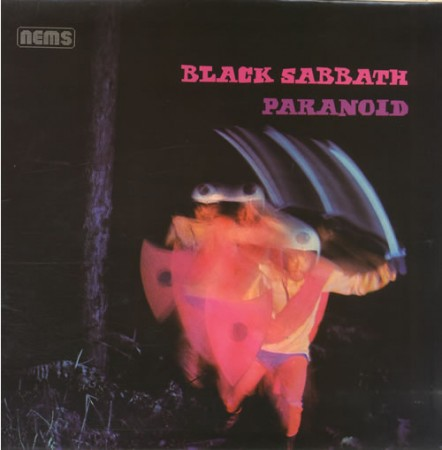 Black Sabbath - Paranoid Album