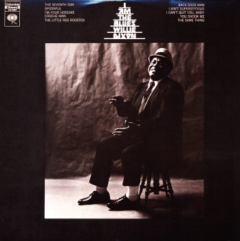 Willie Dixon | I Am The Blues 180 gr.