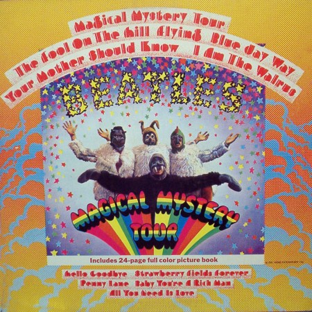 Beatles - Magical Mystery Tour EP