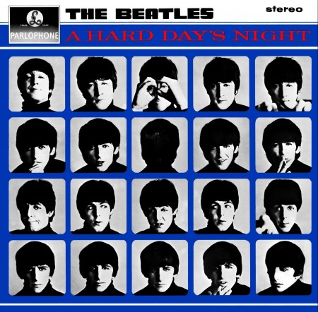 A Hard Days Night - Beatles