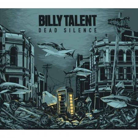 Billy Talent | Dead silence 180 gr. (2012)