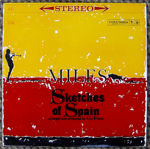 Miles Davis | Sketches Of Spain (180 Gram) 180 gr. (1960/2008)