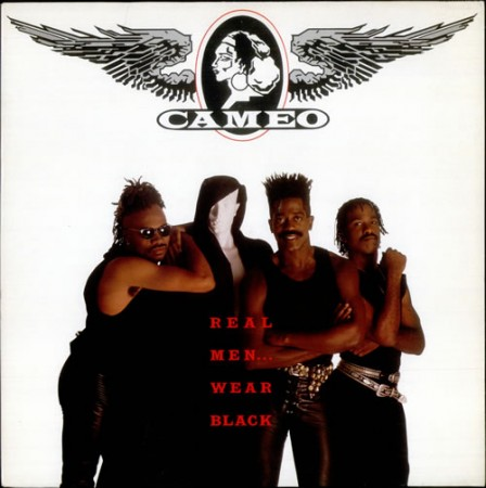 Cameo - Real Men Wear Black Record