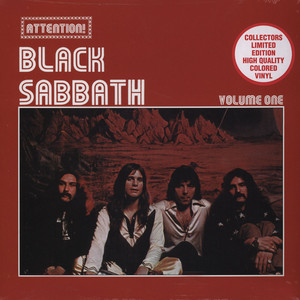 Black Sabbath - Attention Volume One