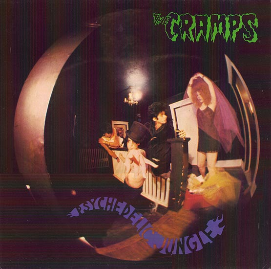 The cramps | Psychedelic jungle 180 gr.