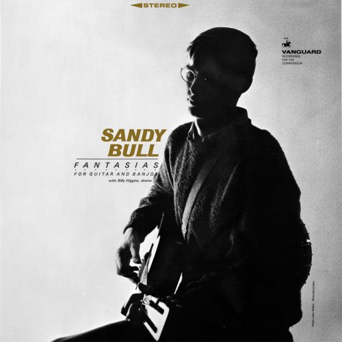 Sandy Bull | Fantasias for guitar and banjo 180 gr. (2009)