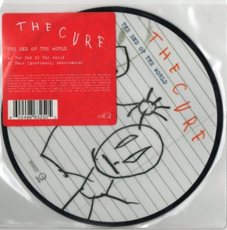 Cure - The End Of The World / Fake