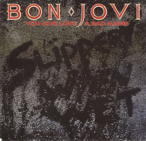 Bon Jovi | You give love a bad name / raise your hands (1986)