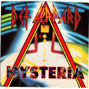Def Leppard | Hysteria / ride into the sun (1987)