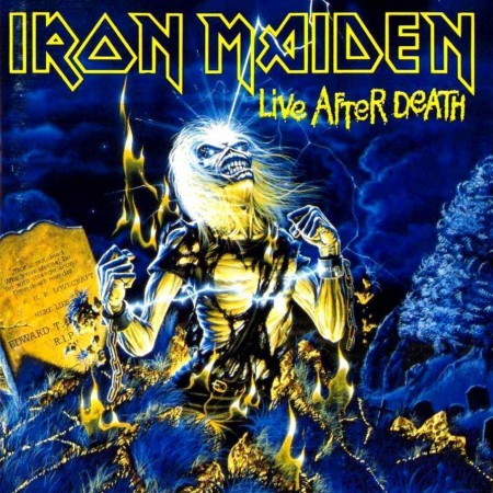 Iron Maiden - Live After Death Limited Edition Picture Disc