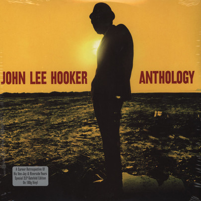 John Lee Hooker | John Lee Hooker Anthology 180 gr. (2012)