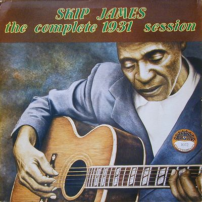 Skip James | The Complete 1931 Session 180 gr.