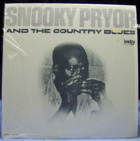 Snooky Pryor Snooky Pryor And The Country Blues