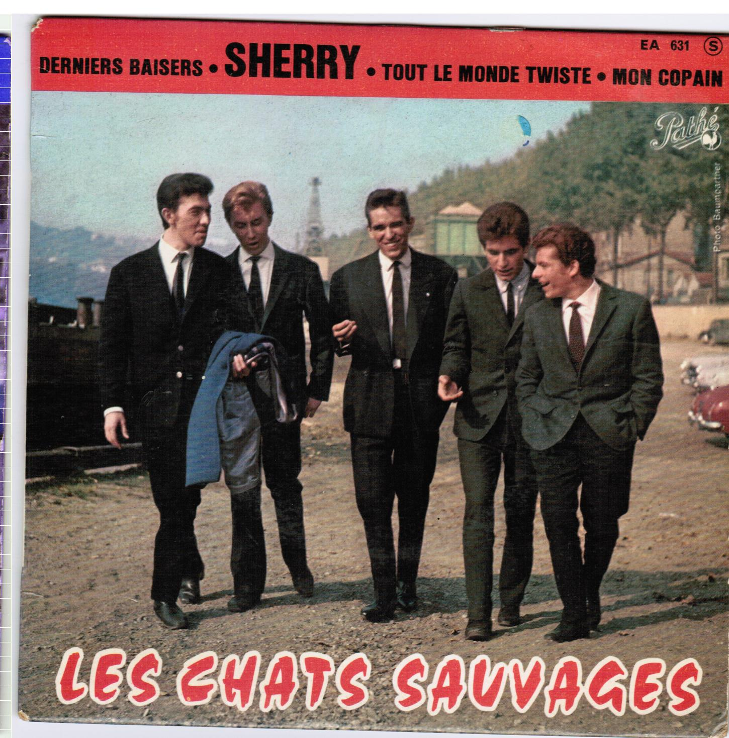 Les Chats Sauvages | Sherry French EP