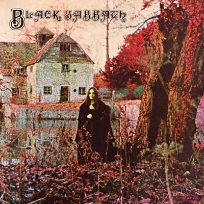 Black Sabbath (colored Vinyl) - Black Sabbath