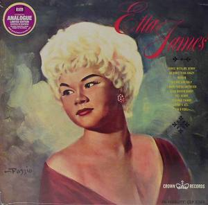 Etta James - Etta James Record