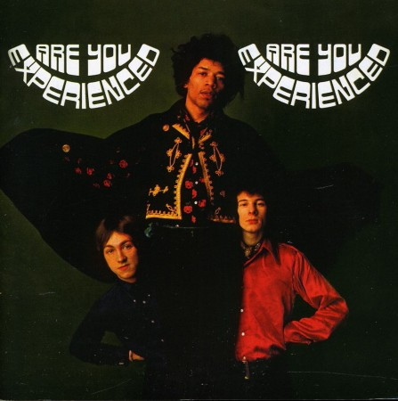 Jimi Hendrix Experience - Are You Experienced (uk Version Mono)