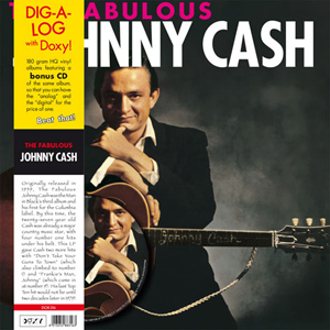 Johnny Cash | The Fabulous Johnny Cash 180 gr. (1959/2012)