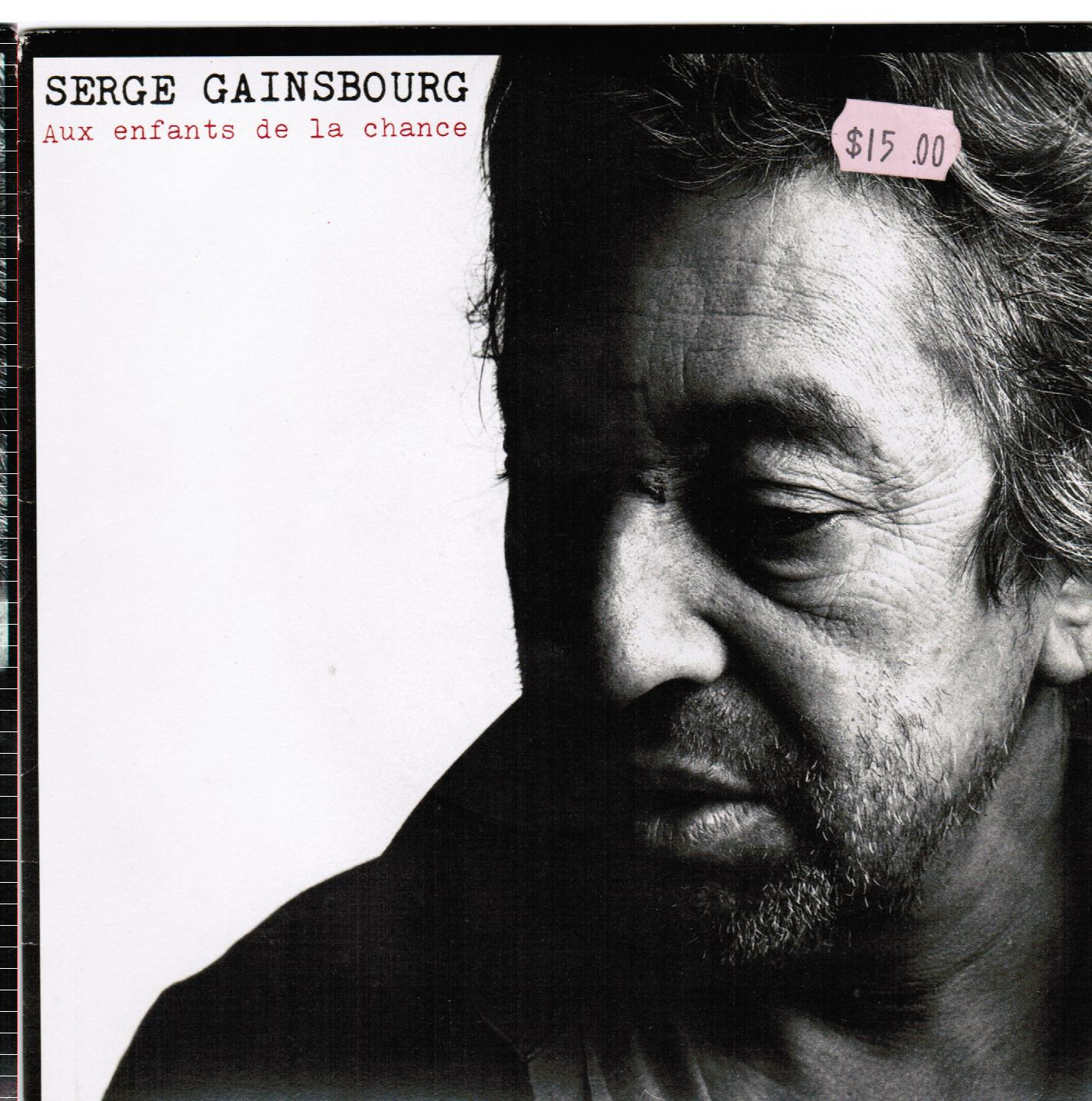Serge Gainsbourg | Aux Enfants De La Chance / Shotgun (1988)