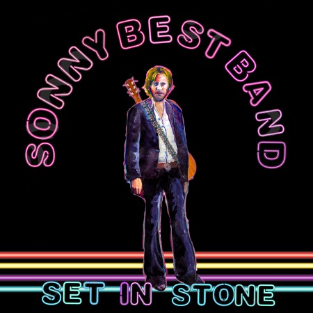 Sonny Best Band   Set In Stone (2013)