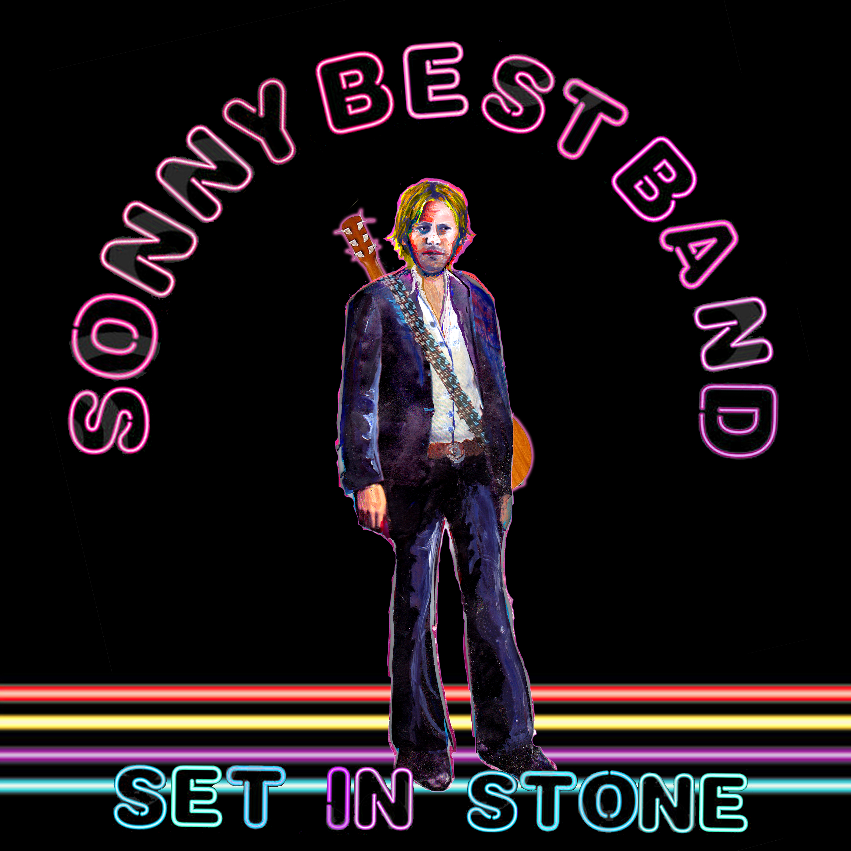 Sonny Best Band | Set In Stone (2013)
